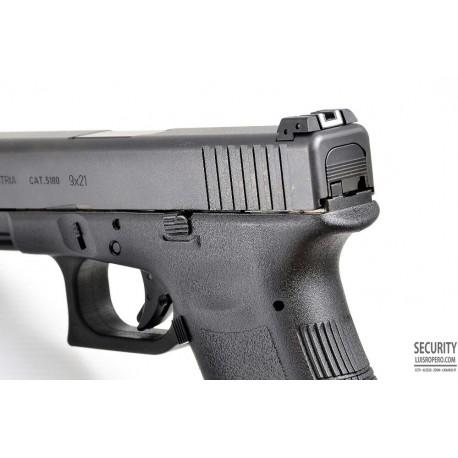 Glock 17 Pistola de Salva o Fogueo 9mm Austriaca