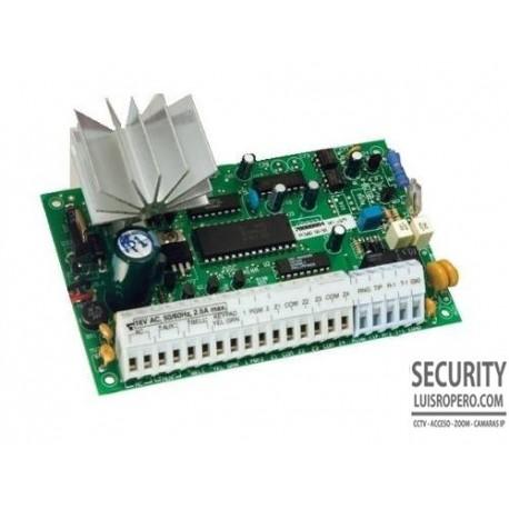 DSC585 - Kit de alarma tarjeta 585 para 4 zonas.