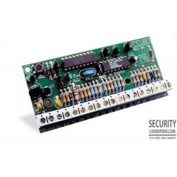 Modulo Expansor de 8 zonas Cableado para paneles DSC Power Series