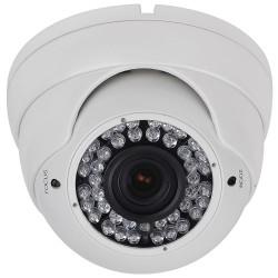 Domo HD Effio 700Tvl 36 Leds 960H Varifocal 2.8 - 12 mm