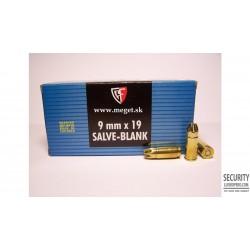 Munición de Salva 9 mm Caja por 50 unidades