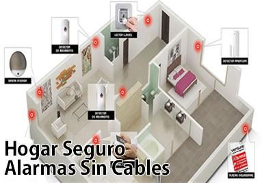 Proteja su familia mantenga su hogar seguro sin cables
